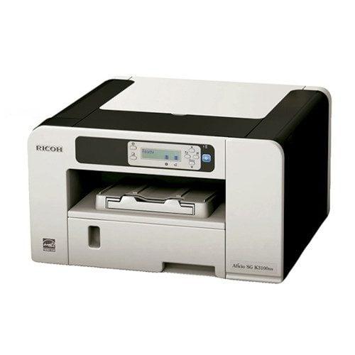 impresora inyección monocromo aficio sg k3100dn