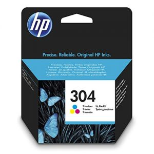 cartucho original hp 304 color