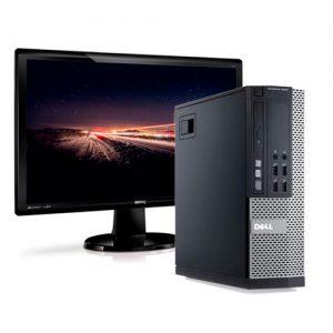 ordenador sobremesa dell optiplex 7010 monitor 24 benq gl2450