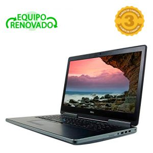 ordenador portatil dell precision 7710