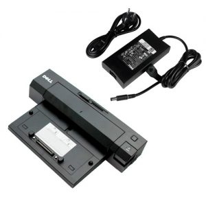 dock station dell pr02x e port plus usb 3.0 cargador original dell 130w