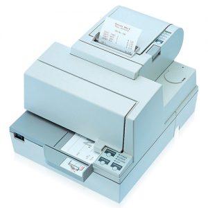 impresora hibrida matricial termica epson tm-h5000 ii