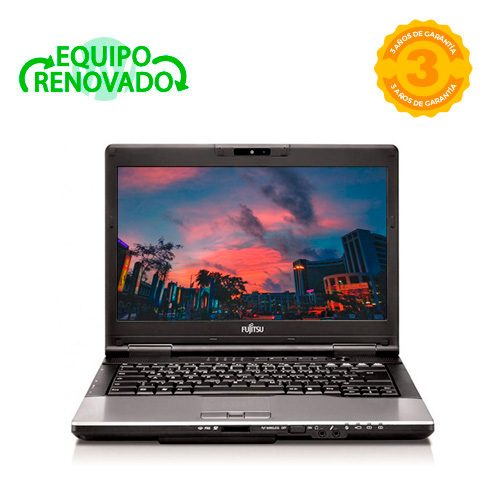 ordenador portátil fujistu lifebook s752