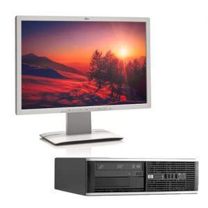 ordenador sobremesa hp compaq 8300 sff + monitor 24