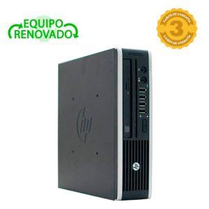 ordenador sobremesa hp compaq elite 8300 ultra slim