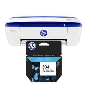 impresora hp deskjet 3760 color A4 + cartucho original hp color