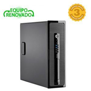 ordenador sobremesa hp prodesk 600 g1