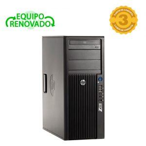 ordenador sobremesa hp z210 workstation intel xeon torre
