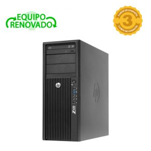 ordenador sobremesa hp z420 workstation