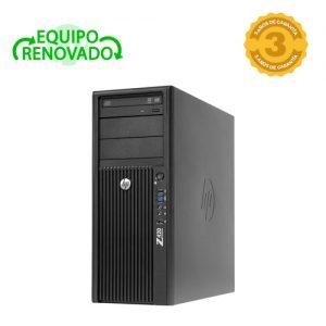 ordenador sobremesa hp z420 workstation