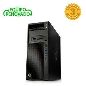 ordenador sobremesa workstation hp z440