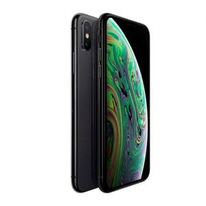 apple iphone xs gris espacial