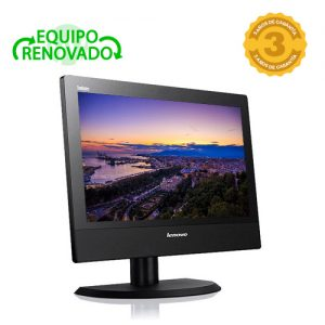 ordenador sobremesa todo en uno lenovo thinkcentre m72z 20 all in one
