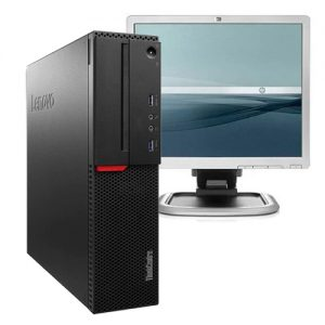 ordenador sobremesa lenovo thinkcentre m800 small monitor 19