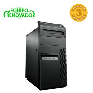 ordenador sobremesa lenovo thinkcentre m83 mini tower