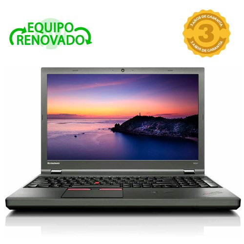 ordenador portátil lenovo thinkpad w541