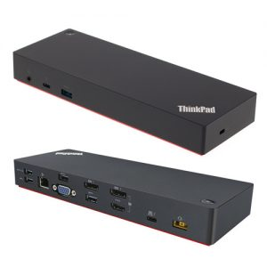 dock station lenovo thinkpad thunderbolt 3 40ac