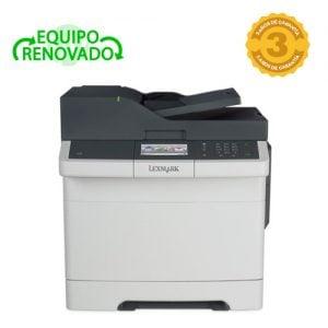 impresora lexmark laser color CX410E