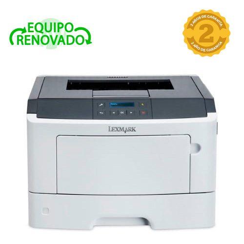 impresora lexmark ms410