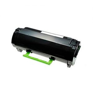 toner compatible lexmark ms410 ms415dn 50f2x00 502x negro