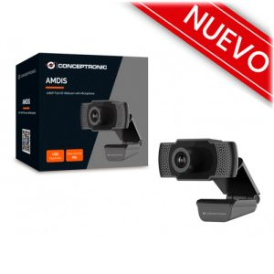 webcam conceptronic 1080p